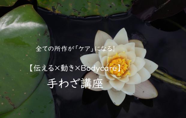 Lifestyle cafe T~Tezukayama~手わざ講座